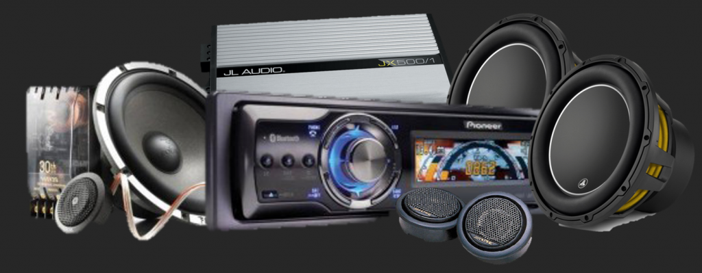 Car Audio Products